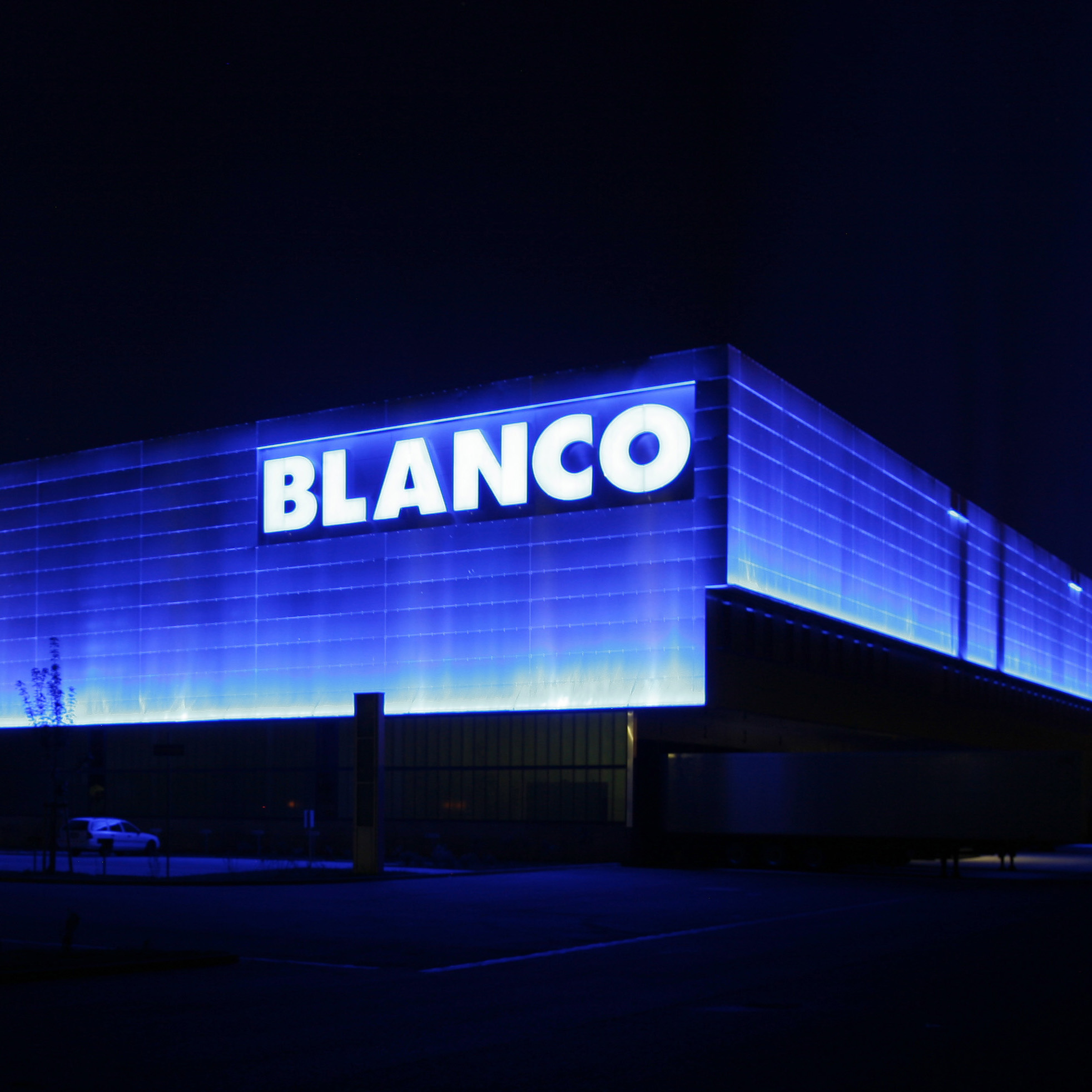Logistikzentrum BLANCO